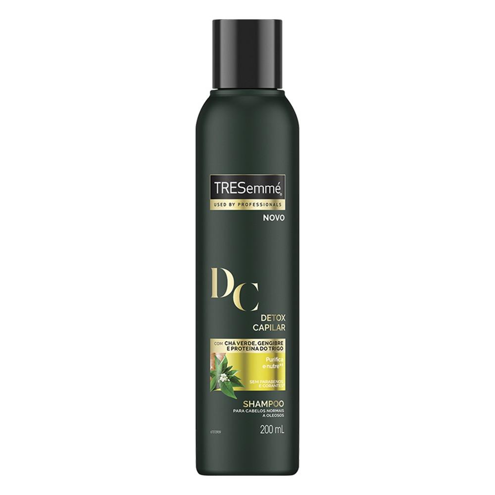 Shampoo Detox Capilar 200 Ml  - Flor de Alecrim - Cosméticos