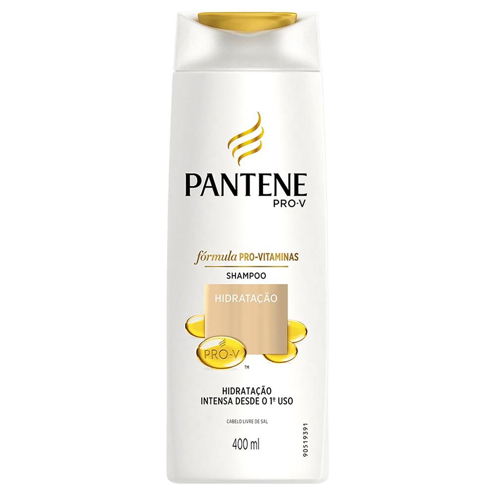 Shampoo Hidratação 400 Ml   - Flor de Alecrim - Cosméticos