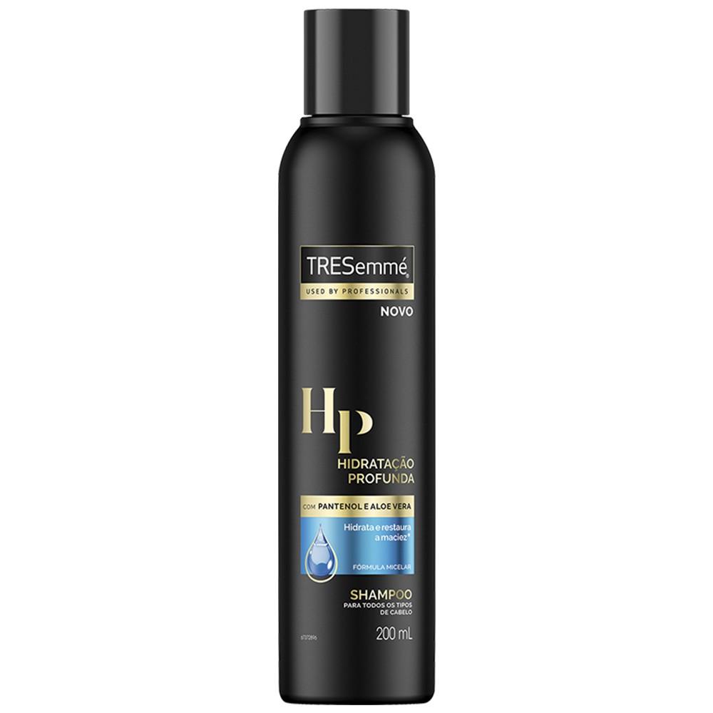 Shampoo Hidratação Profunda 200 Ml | Tresemmé  - Flor de Alecrim - Cosméticos