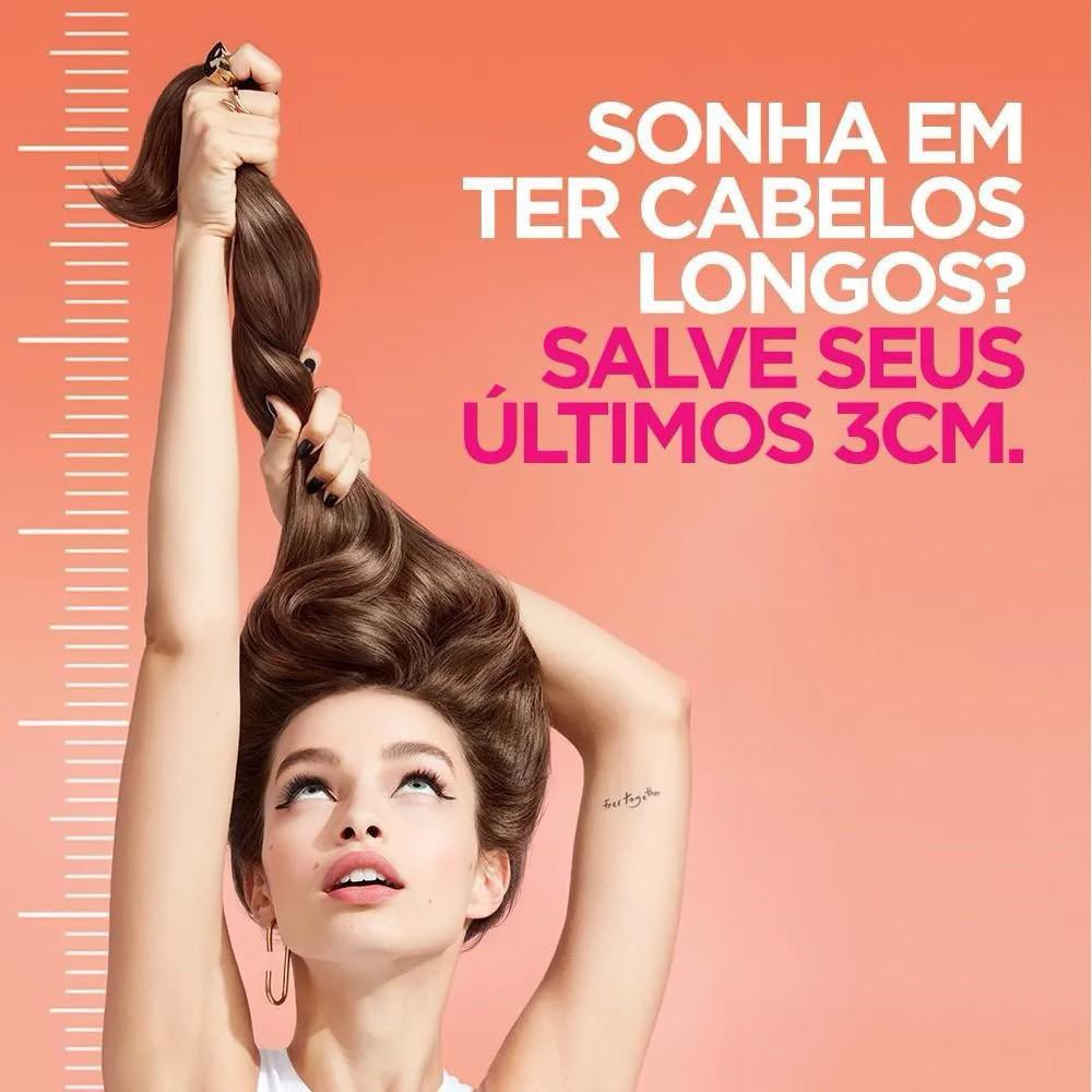 Shampoo Elseve Longo dos Sonhos Salvador 400 Ml  - Flor de Alecrim - Cosméticos