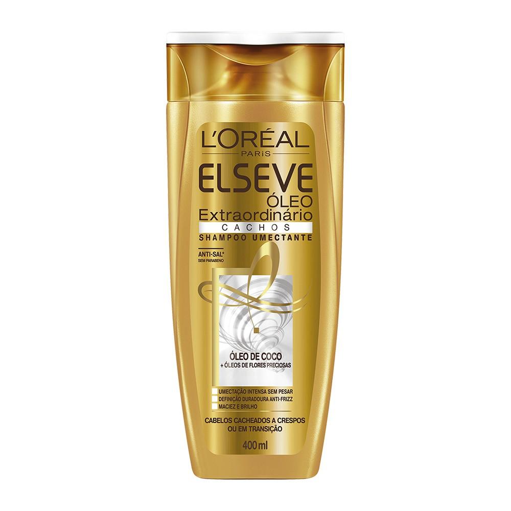 Shampoo Óleo Cachos Extraordinário - 400 Ml | L