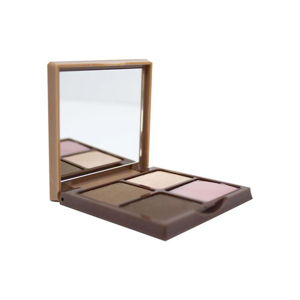 Sombra para Sobrancelha com Espelho Cor 1 Max Love 5,7 g  - Flor de Alecrim - Cosméticos