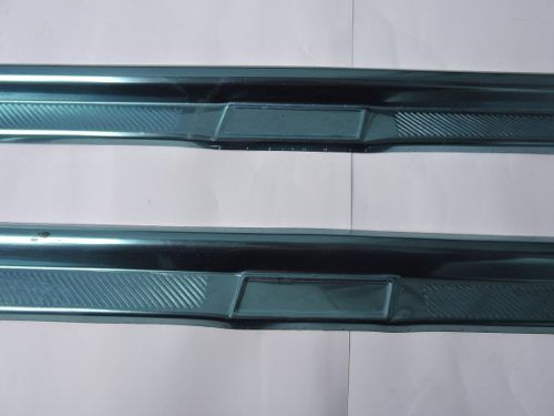 Estribo Interno do Fusca  Alumínio
