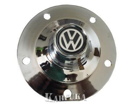 Jogo de calota viagem com logo VW