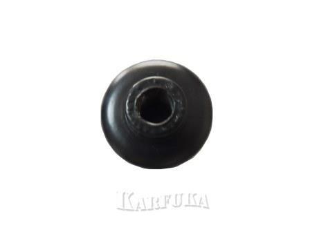 Bola de câmbio do Fusca com logo VW