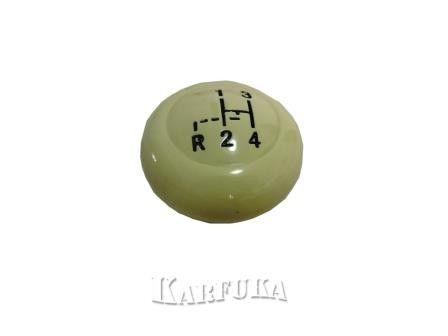 Bola de câmbio do Fusca - Réplica do Original com marcha