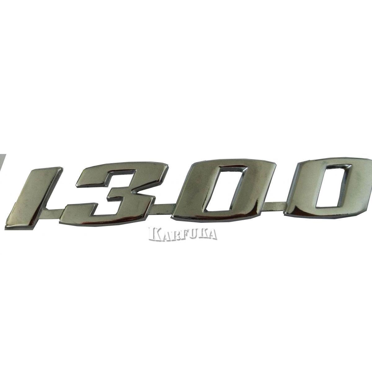 Emblema 1300 para Fusca