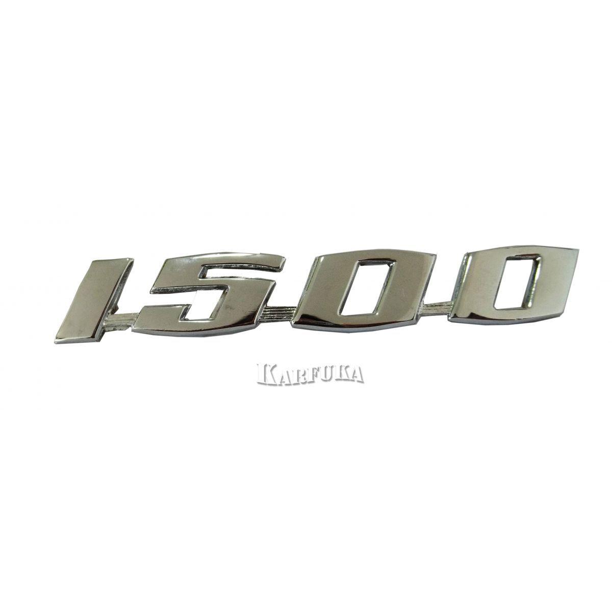 Emblema 1500 para Fusca