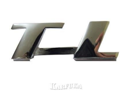 Emblema TL para Volkswagen