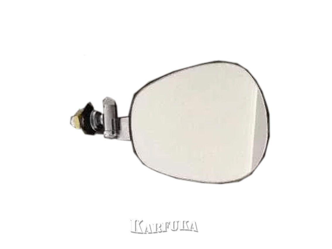 Espelho Raquete Do Fusca Em Inox Direito Ou Esquerdo