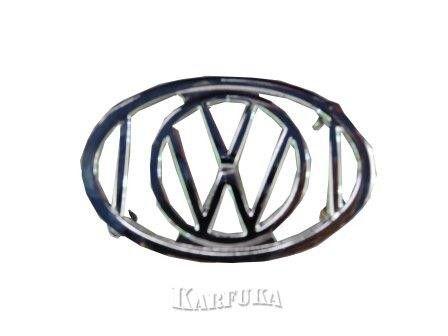 Grade da buzina VW do Fusca Antigo - O PAR