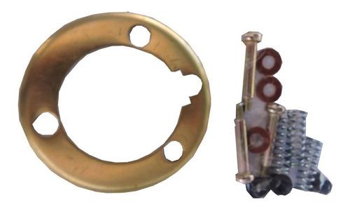 Kit do Volante do Fusca -Botão de buzina + Anel + Reparo