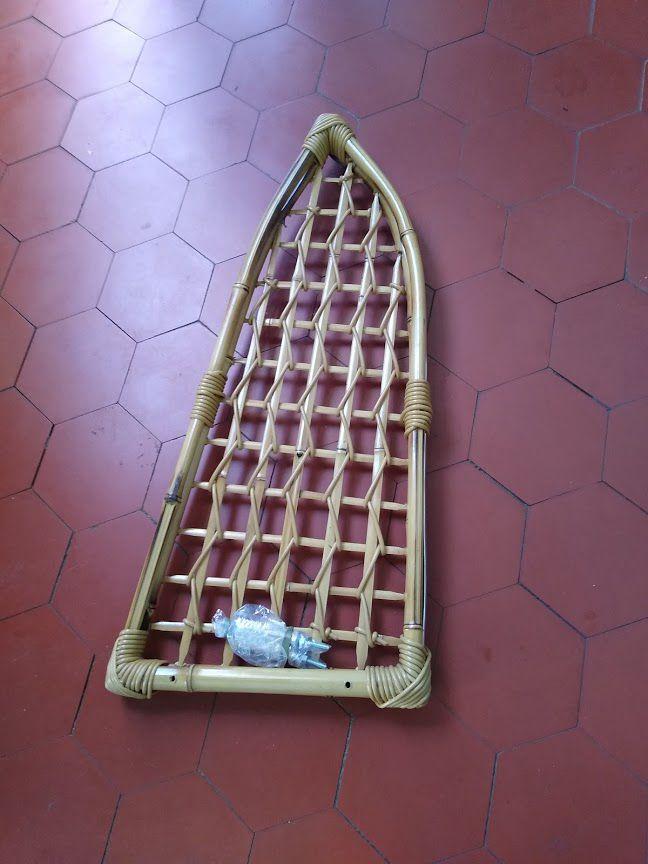 Porta Treco de Bambu da Kombi