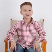 Camisa infantil TXC Brand 17002I