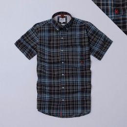 Camisa TXC Brand manga curta 2167C