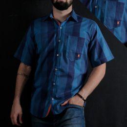 Camisa TXC Brand manga curta 2296C