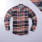 Camisa TXC Brand manga longa  flanelada 2179L