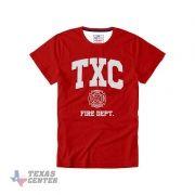 Camiseta TXC Brand Vermelha - 1164