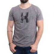 Camiseta TXC Brand Lavada - 1169