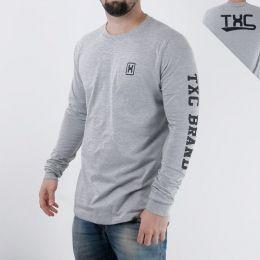 Camiseta TXC Brand Mescla manga longa 1159