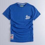 Camiseta  TXC Brand  royal 1205