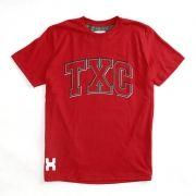 Camiseta  TXC Brand  vermelha 1199