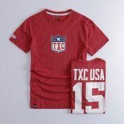 Camiseta  TXC Brand  vermelha 1208
