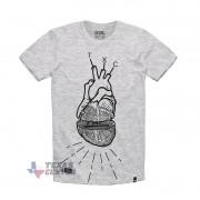 Camiseta TXC Brand coração - 1086