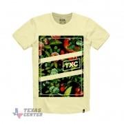 Camiseta TXC Brand amarela - 1098