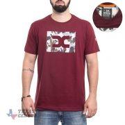 Camiseta TXC  Brand vinho 1144