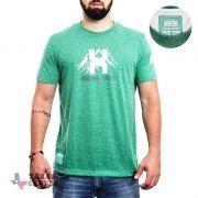 Camiseta TXC  Brand verde mescla 1148