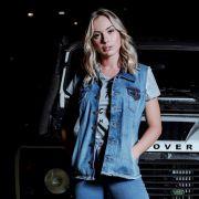 Colete TXC Brand Jeans 5028F