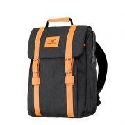 Mochila TXC Brand Backpack Preta - M002