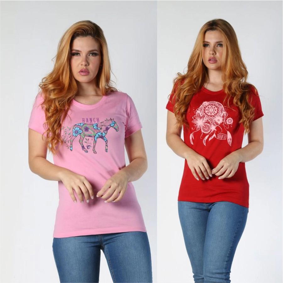 2 Camisetas PP