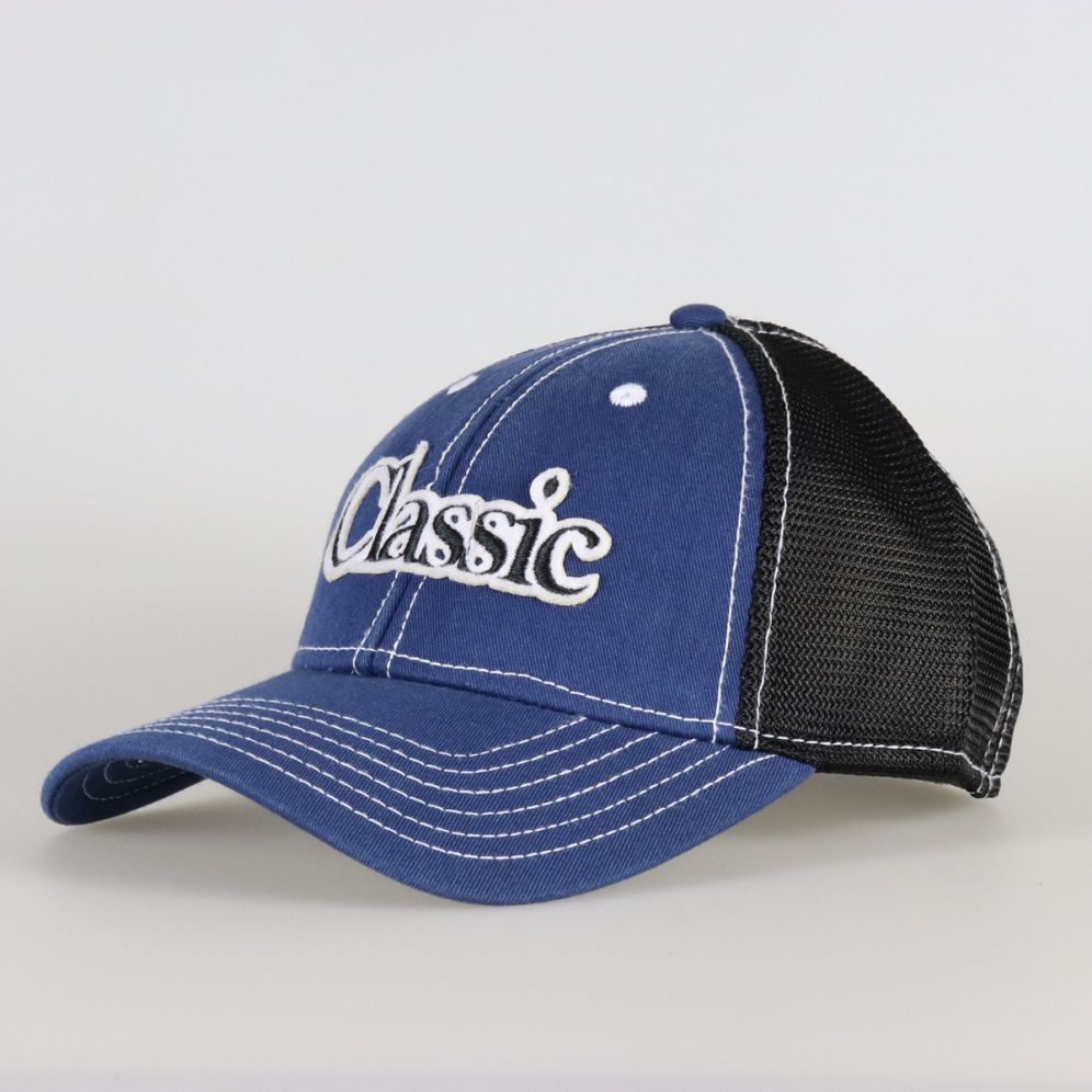 Boné Classic Azul/Preto 05