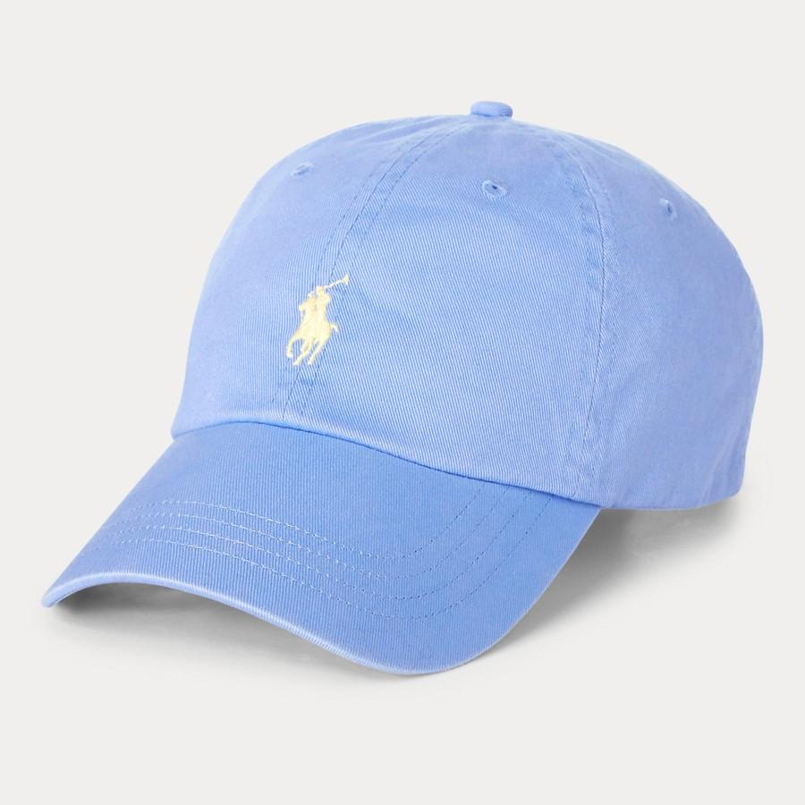 Boné Polo Ralph Lauren Azul claro