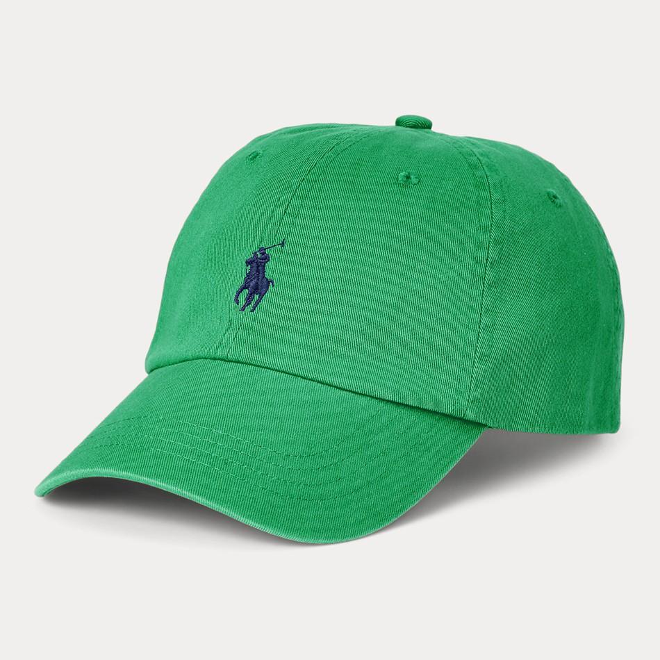 Boné Polo Ralph Lauren Verde
