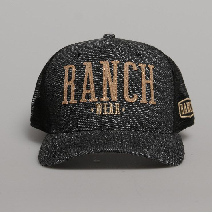 Boné RANCH WEAR aba curva R50