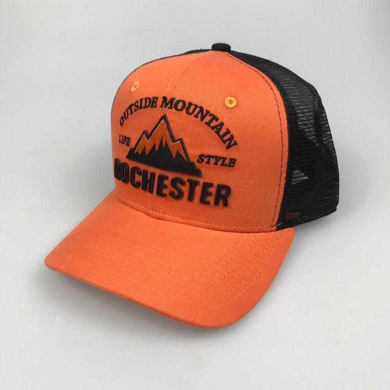 Boné Rochester aba curva r106