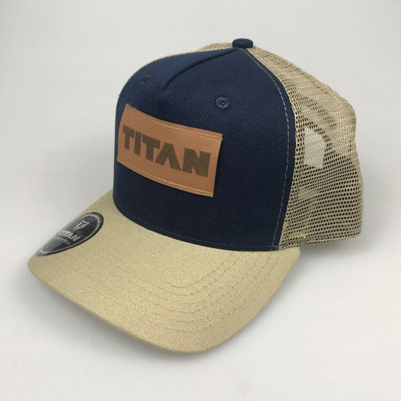 Boné TITAN aba curva T102