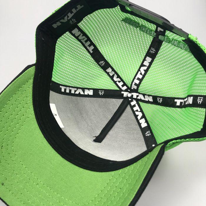 Boné TITAN aba curva T104