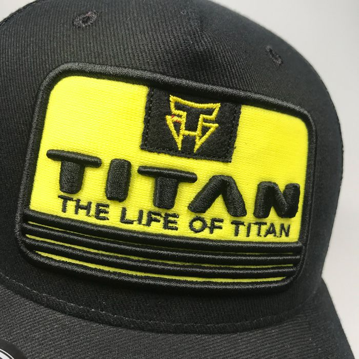 Boné TITAN aba curva T107