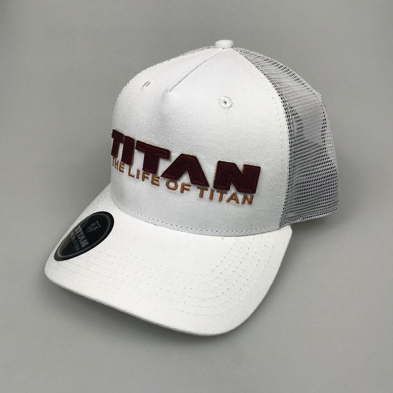 Boné TITAN aba curva T108