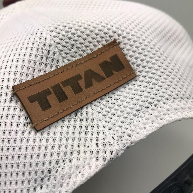 Boné TITAN aba curva T109
