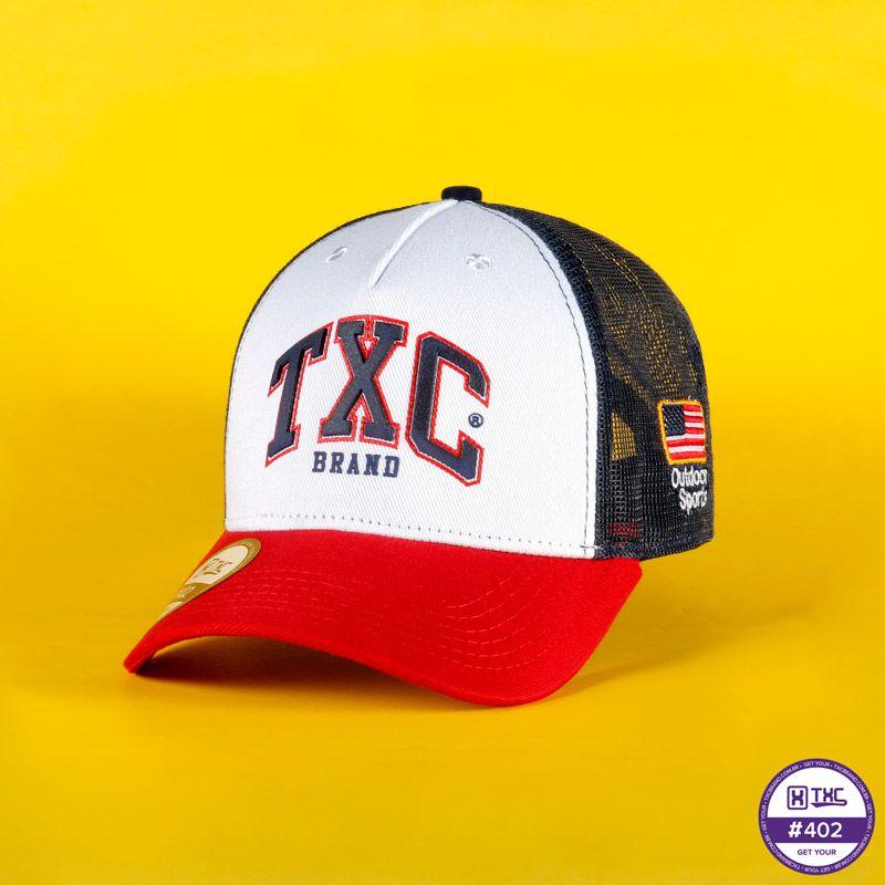 Boné TXC Brand aba curva 479C