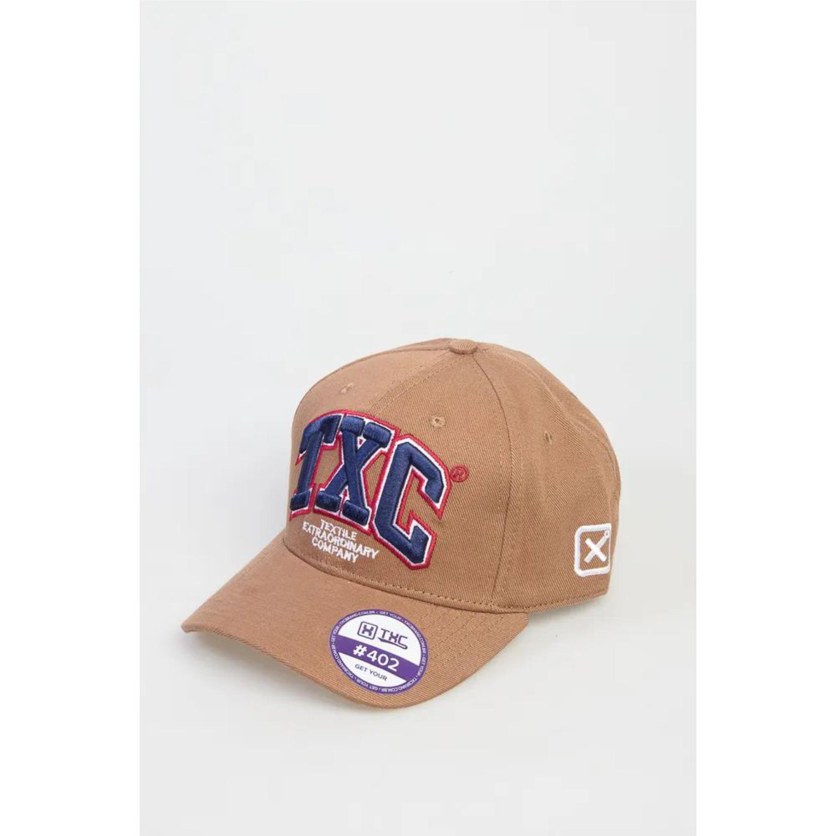 Boné TXC Brand aba curva 1008C