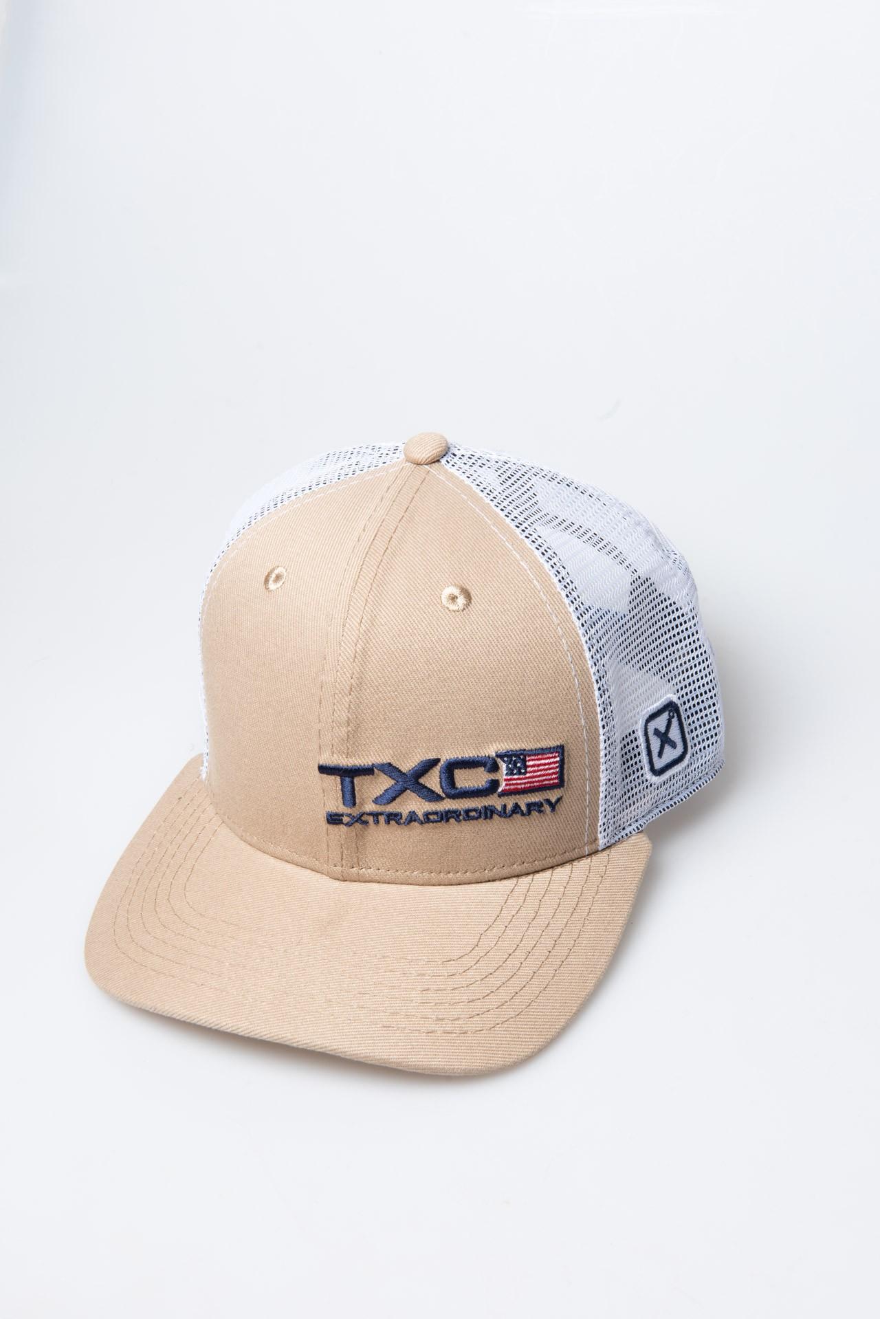 Boné TXC Brand Aba Curva  1011C