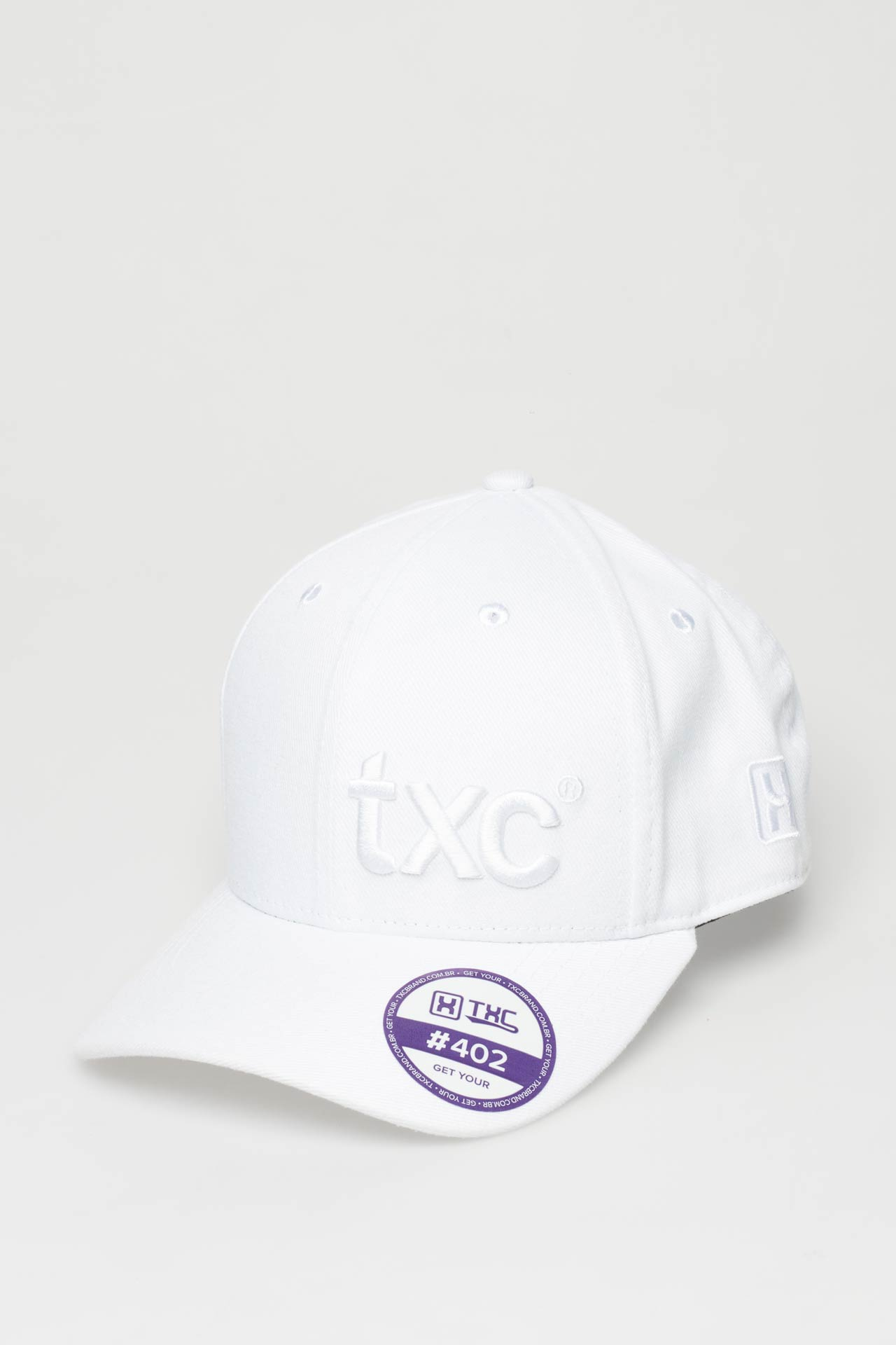 Boné TXC Brand Aba Curva 1028C