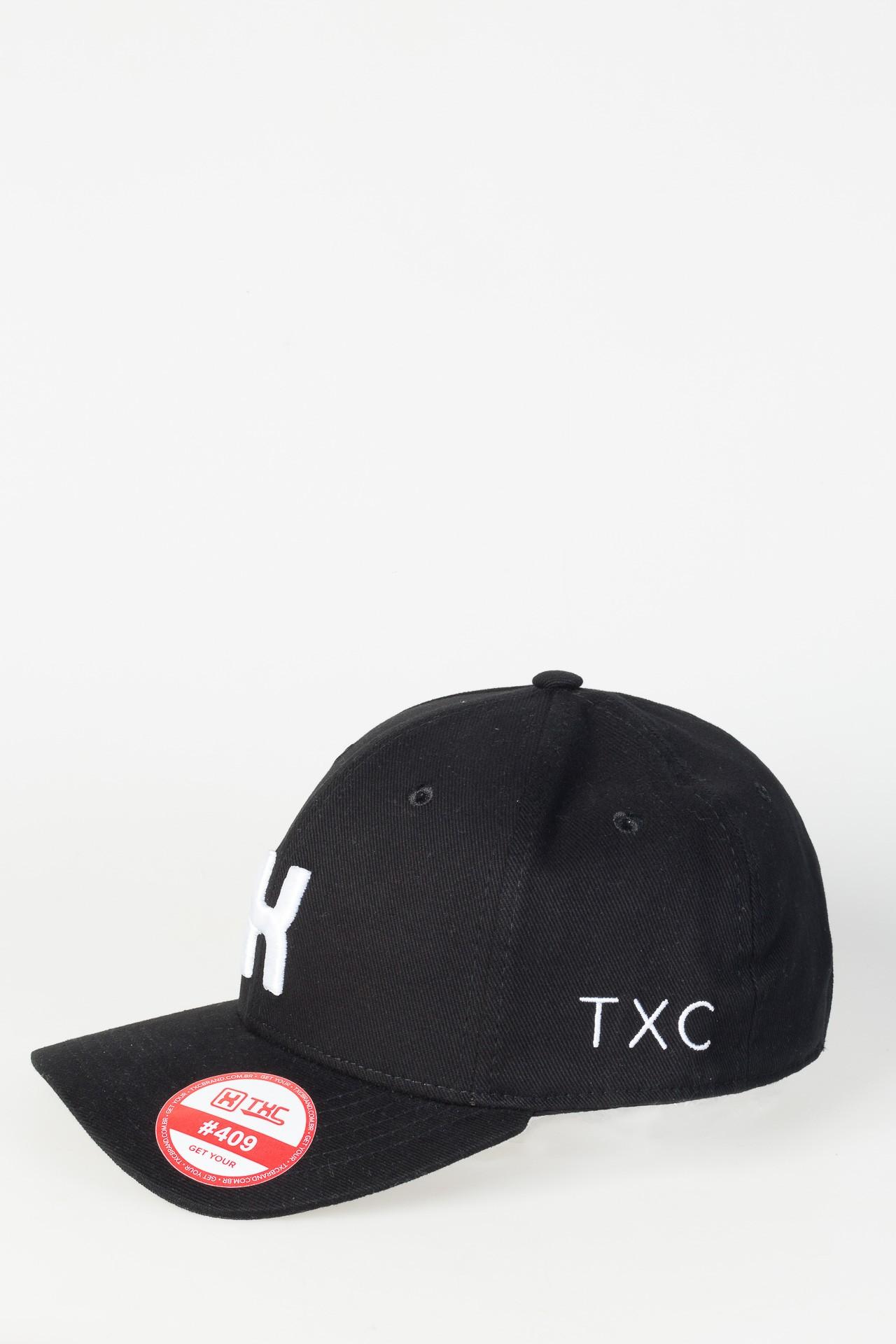 Boné TXC Brand Aba Curva  1044C