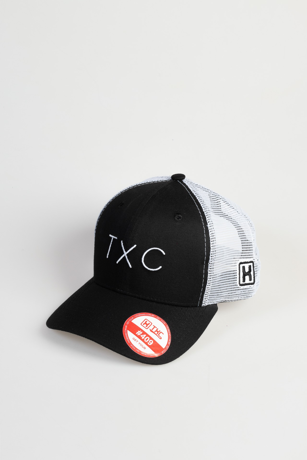 Boné TXC Brand Aba Curva  1047C
